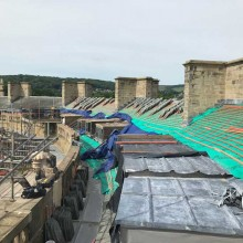 Buxton Crescent Hotel & Spa | Sothall Roofing Specialists Ltd